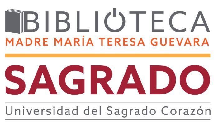Imagen logo oficial Biblioteca Madre maria Teresa Guevara