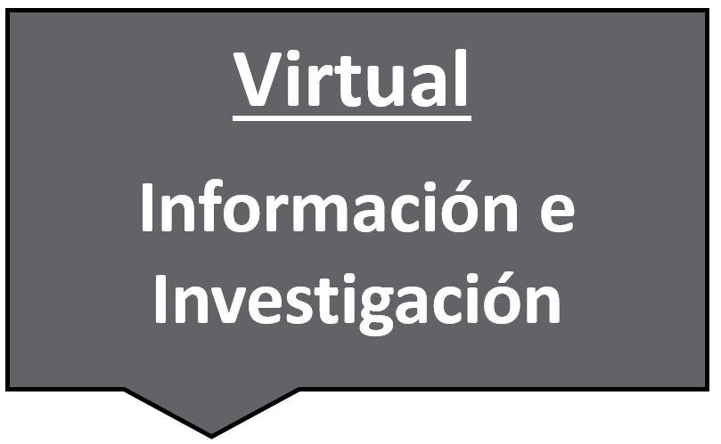 Presiona esta imagen para cita virtual Informacion e Investigacion
